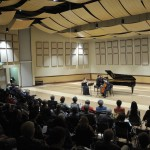 At the Chamber Music | OC 2013-14 Season Opening Concert
